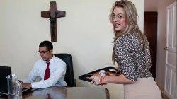 CULIONEROS – New Secretary Karen Getting The Job Done